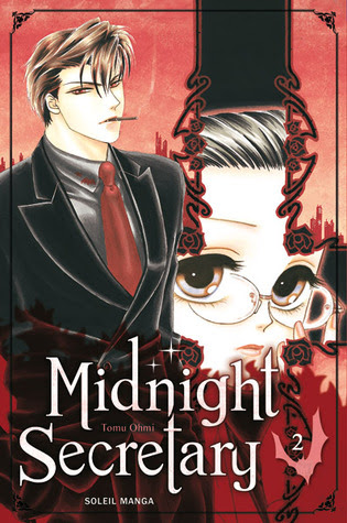 Midnight Secretary, volume 2 (Midnight Secretary, #2)