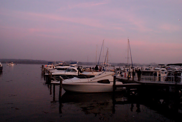 Old Town Alexandria - Boats