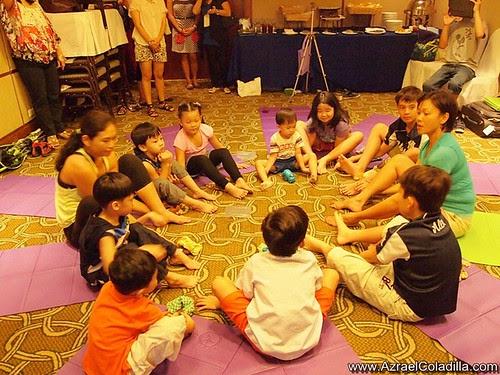 Kidz Yoga Australia Intensive Teacher's Training - blogcon - photos by Azrael Coladilla