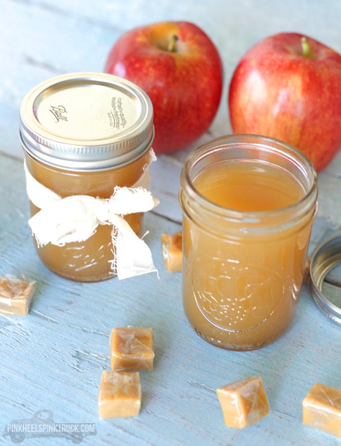 Caramel Apple Moonshine 3