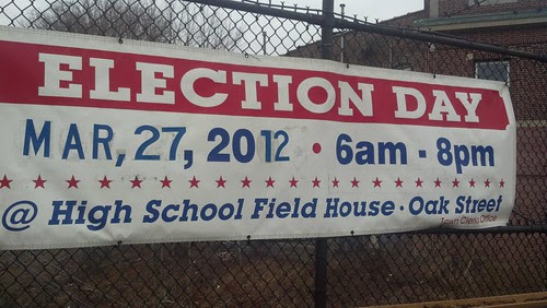 Franklin, MA: Election Day