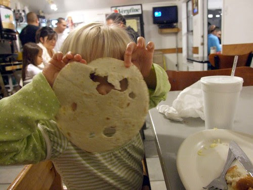 Harper's Tortilla at Los Vega