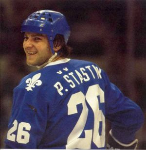Peter Stastny Nordiques