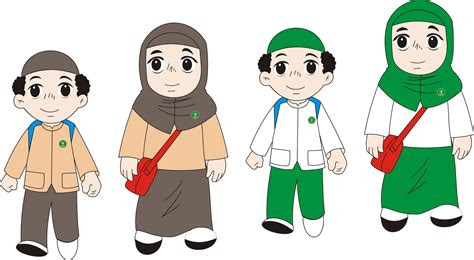 gambar kartun pelajar png wwwbilderbestecom