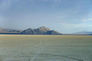 Black-Rock-Desert Nevada