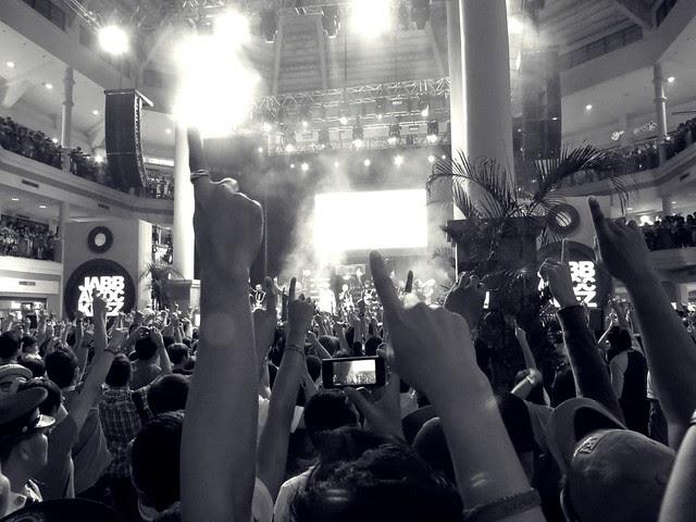 Jabawoockees & Filipino pride. Photographed by Bernard Eirrol Tugade