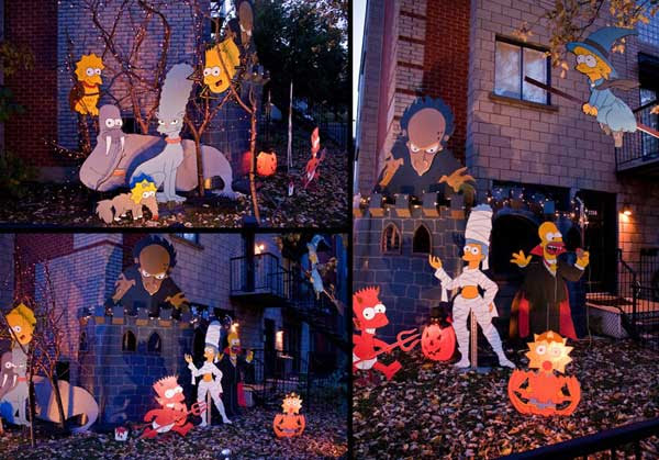 18 Craziest Halloween Decorated Houses Across The World | WooHome