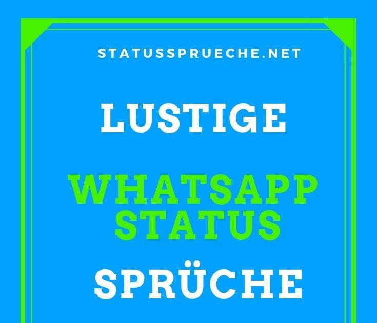 Spruch Whatsapp Status Lustig Kurz - Download literasi