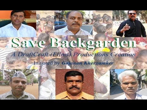 Save Backgarden