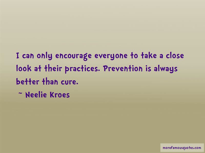 Quotes About Prevention Better Than Cure Top 5 Prevention Better