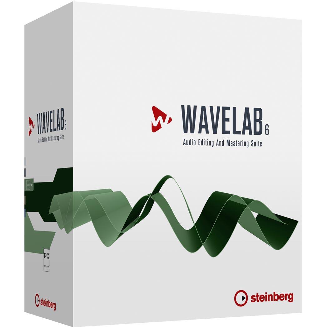 Steinberg WaveLab 6.1.1