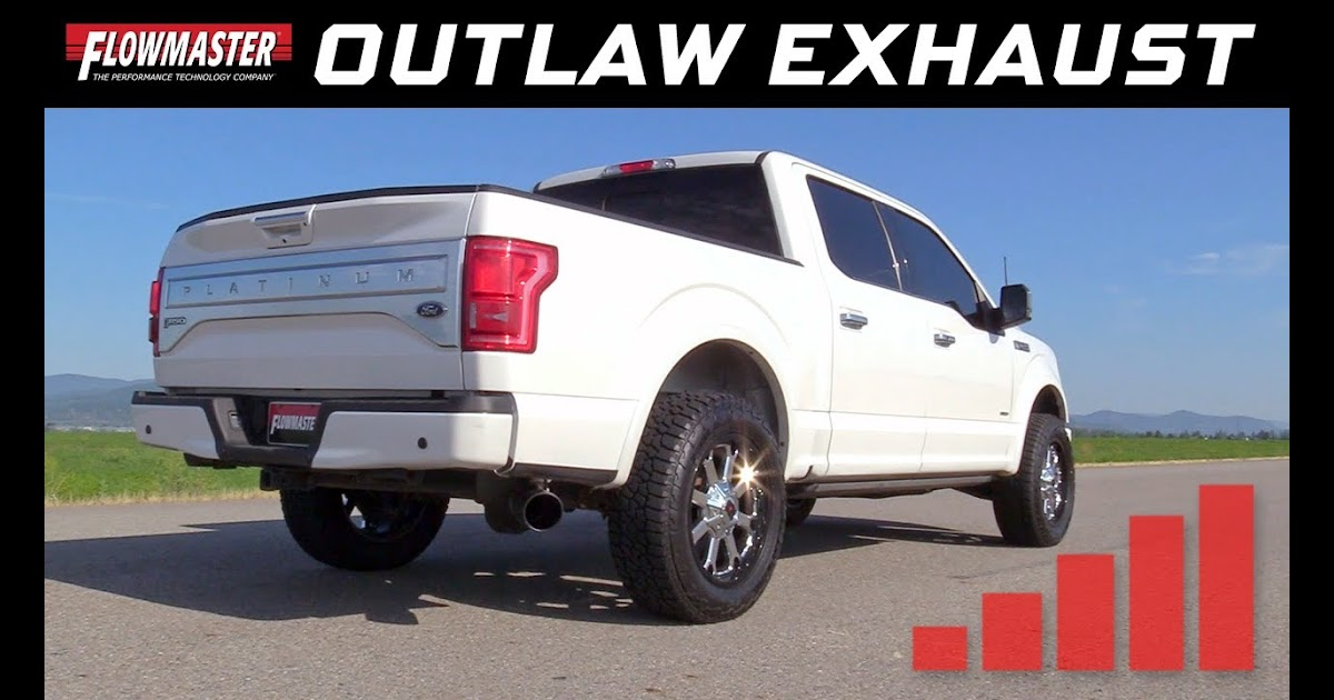 Best Exhaust For M109r 2015 19 Ford F 150 3 5l Ecoboost Outlaw