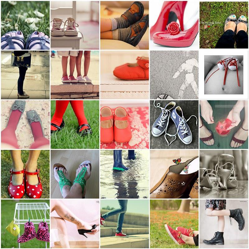 Los Zapatos de Click Together :)