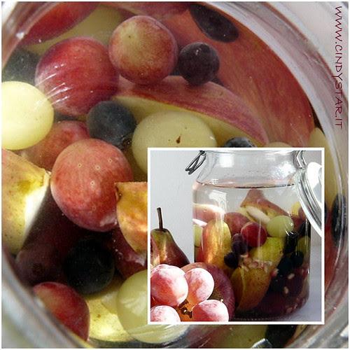 grappa alla frutta