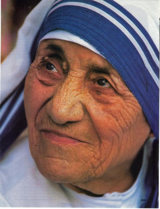 Dia De La Solidaridad Las Frases De La Madre Teresa