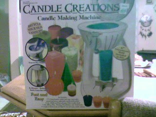Candle Creations Candle Making Machine in armygirlfriend's ...