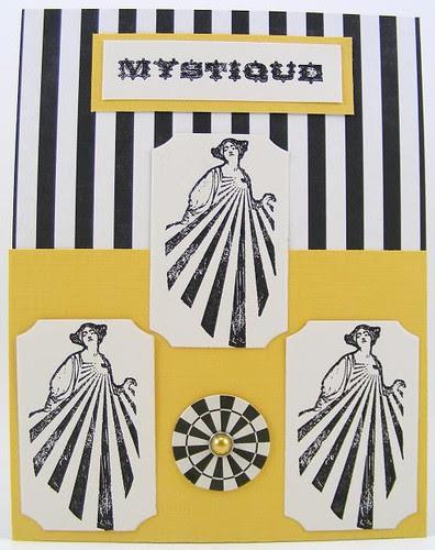 Mystique Card