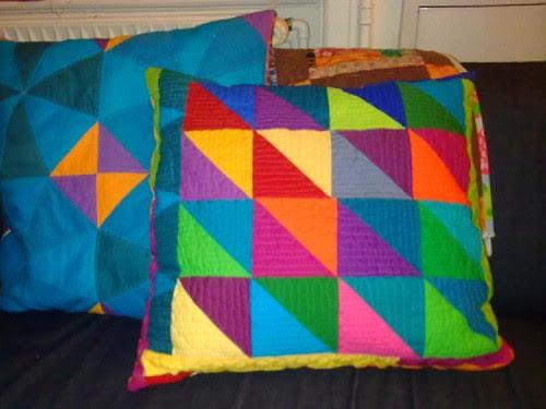 HST pillow case