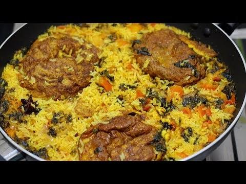 Omelette Biryani Recipe in Telugu