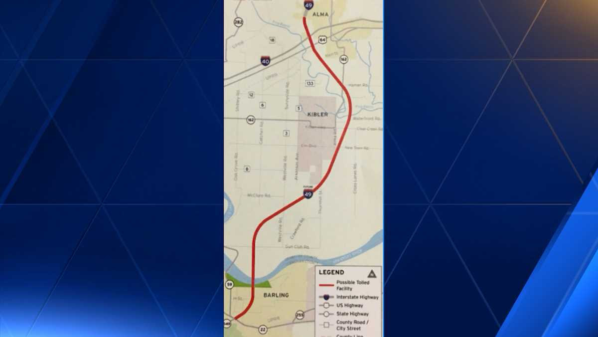 Toll Road Could Be Coming To The River Valley