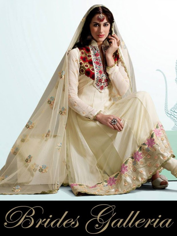 Brides Galleria Latest New Punjabi Suits Fashionable Collection for Girls-Womens Wear Dress4