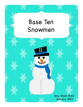 Snowmen Base Ten