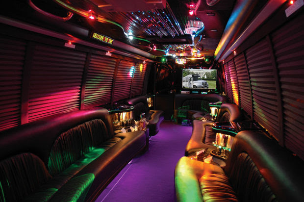 3 Ways to Party in Style with a Boston Party Bus