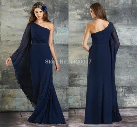 One Shoulder Long Sleeve Dress plus size   Modest