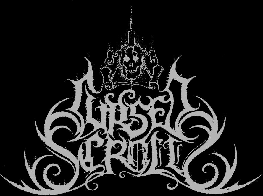Cursed Scrolls - Logo