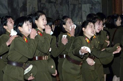 Corea del Norte despide a Kim Jong-il en un funeral de Estado