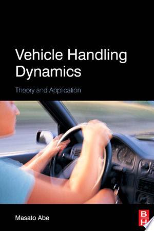 Books Free: Download Vehicle Handling Dynamics PDF Free