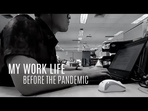 Rutinitas Kerja sebelum Pandemi Covid-19