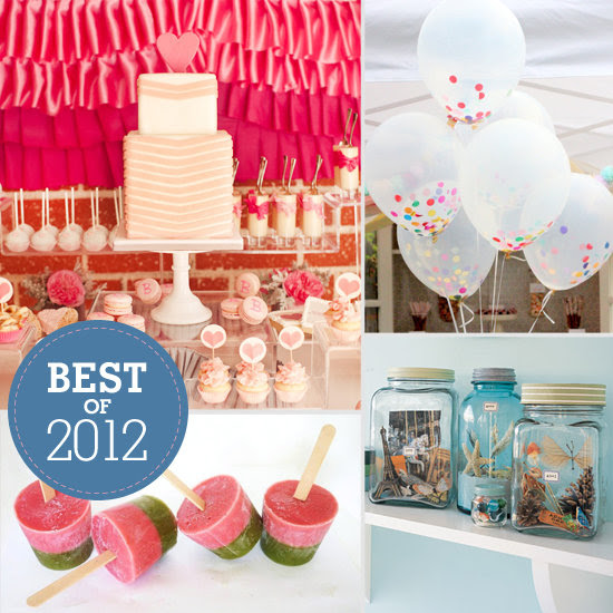 Best Kids' Decor, Craft, and Food Ideas of 2012