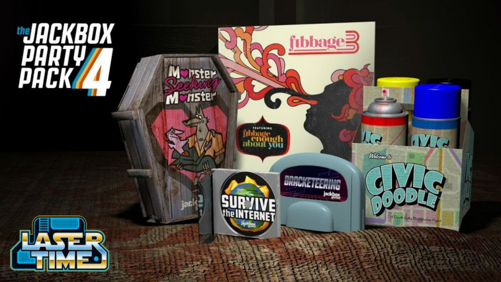 Fibbage 3 - Play Jackbox Party Pack 4 With Us Early ...
