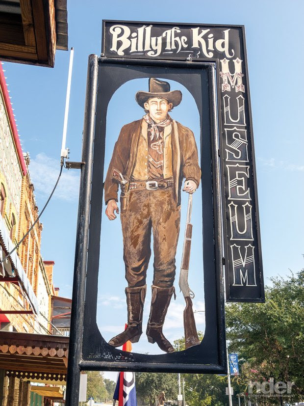 Hico, Texas, has the flavor of an old Western town and will regale you with tales of how Billy the Kid actually died there.