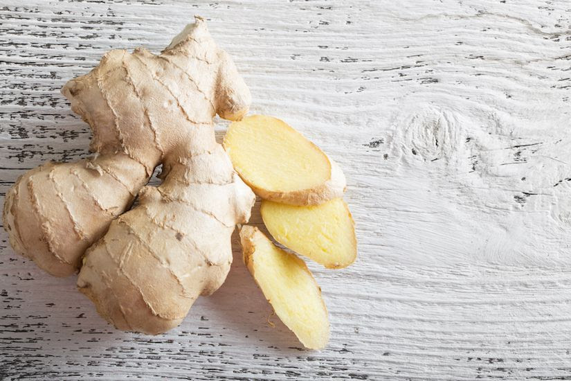 10 Healing Benefits of Ginger