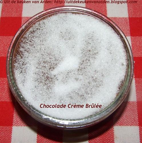 Chocolade Creme Brulee