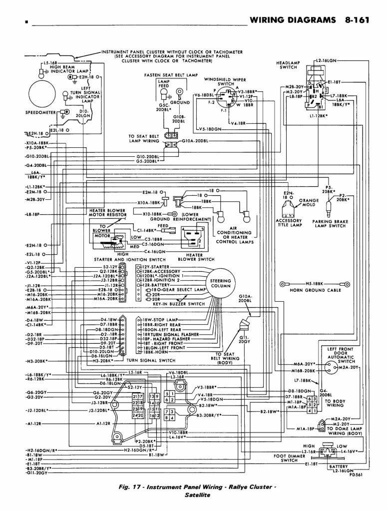 [DIAGRAM] 69 Plymouth Roadrunner Wiring Diagram Schematic ...