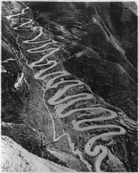 "File:A look at ""Burma Road."" - NARA - 196231.jpg"