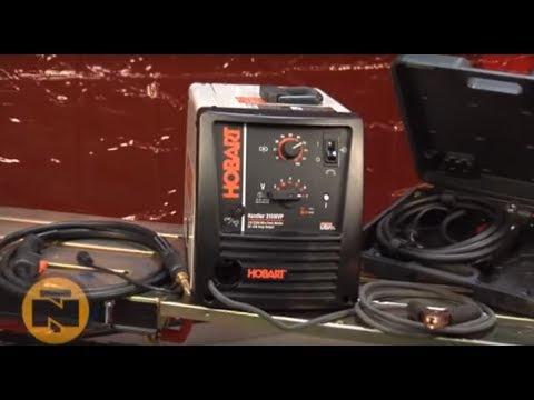 Hobart Handler 190 Mig Welder With Spoolrunner 100 Spool Gun