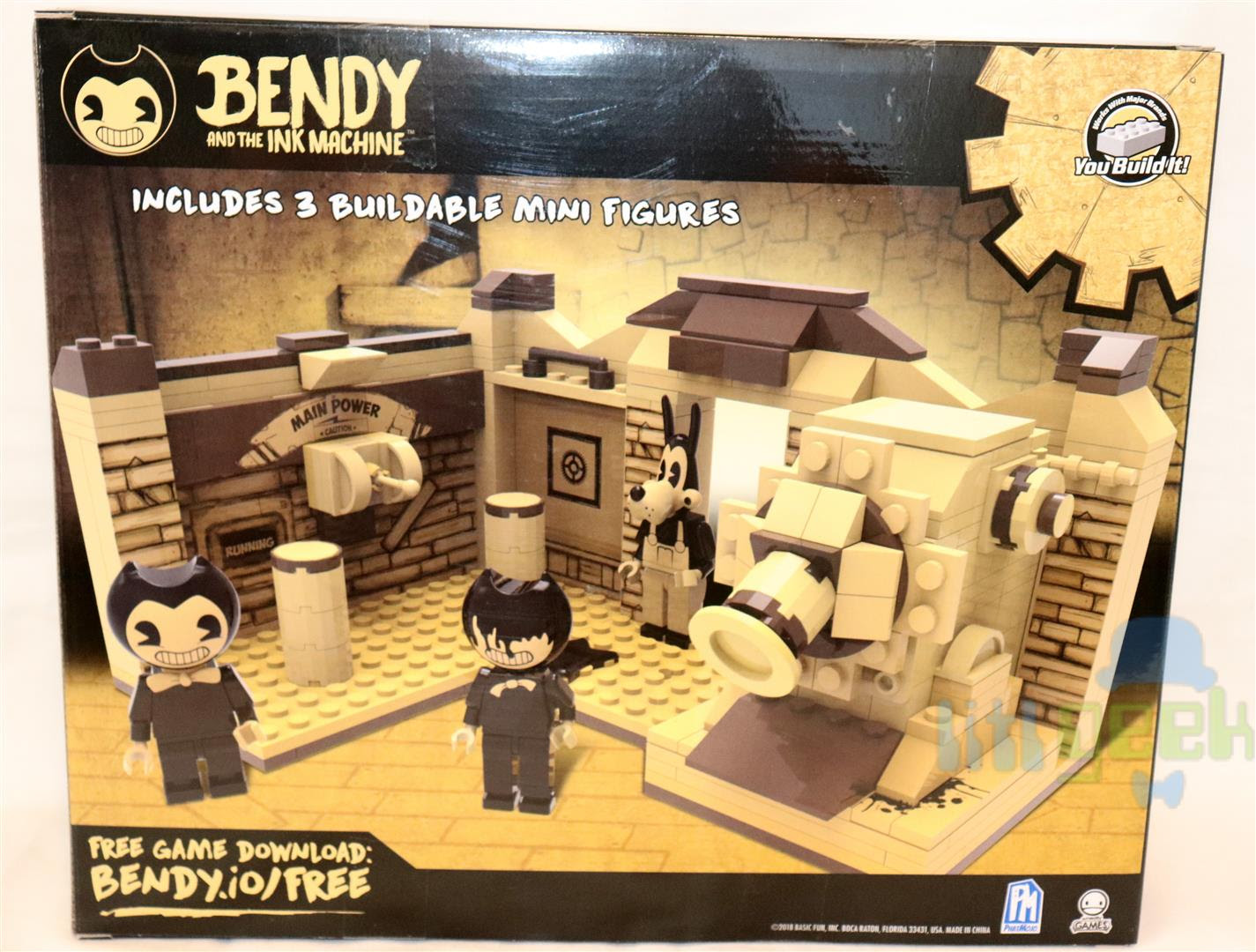 bendy and the ink machine mac download free