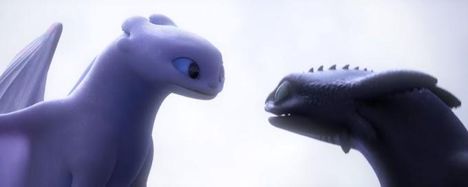 """Resenha do filme """"Como Treinar Seu Dragão 3"""""""