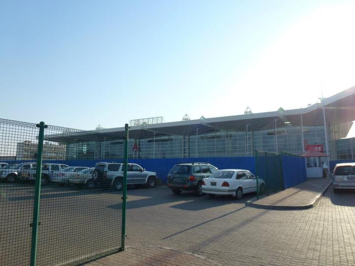Completed Domestic (A) Terminal, Maputo