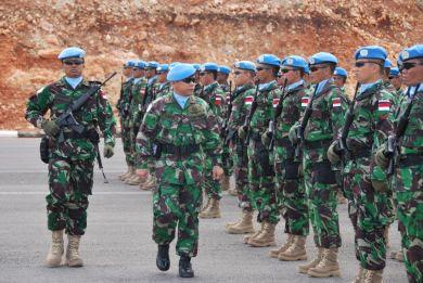 Militer Indonesia di Mata Israel