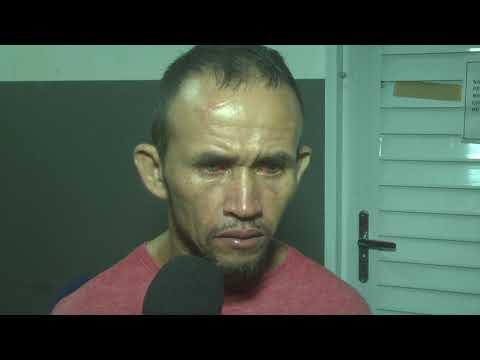 Vídeo: Preso homem acusado de estuprar a sogra de 84 anos em Bacabal