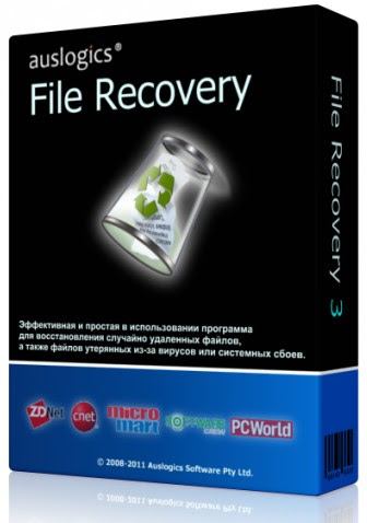 Auslogics File Recovery 4.5.4.0
