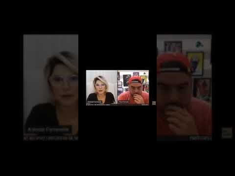 Antônia Fontenelle diz por que a Globo quer derrubar Bolsonaro
