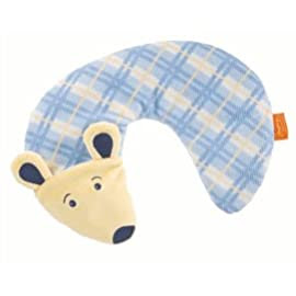 Warm Tradition Mouse Microwaveable Heated Neck Wrap - Made in Germany