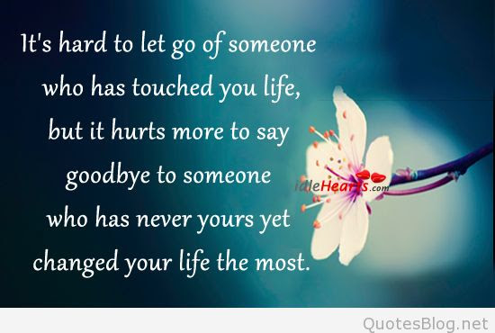 Quotes About To Say Goodbye 137 Quotes