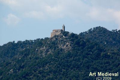 Santuari i castell Argimon